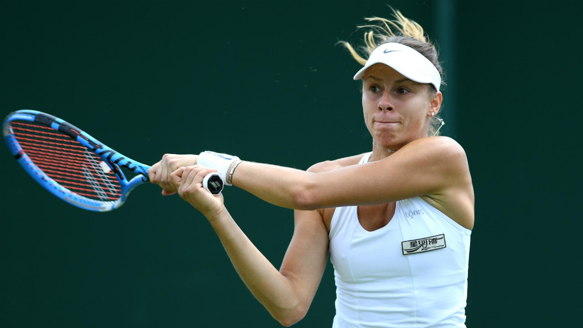 Qualifier Linette wins epic Bronx Open final