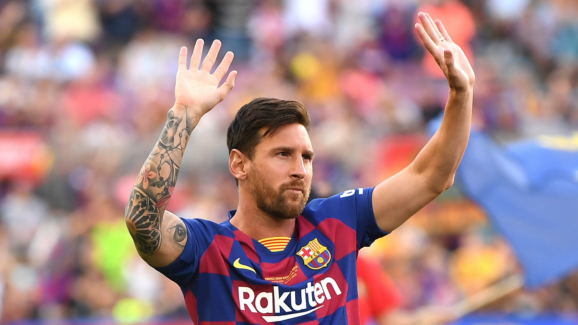 Messi will only play if he is 100 per cent fit, says Valverde