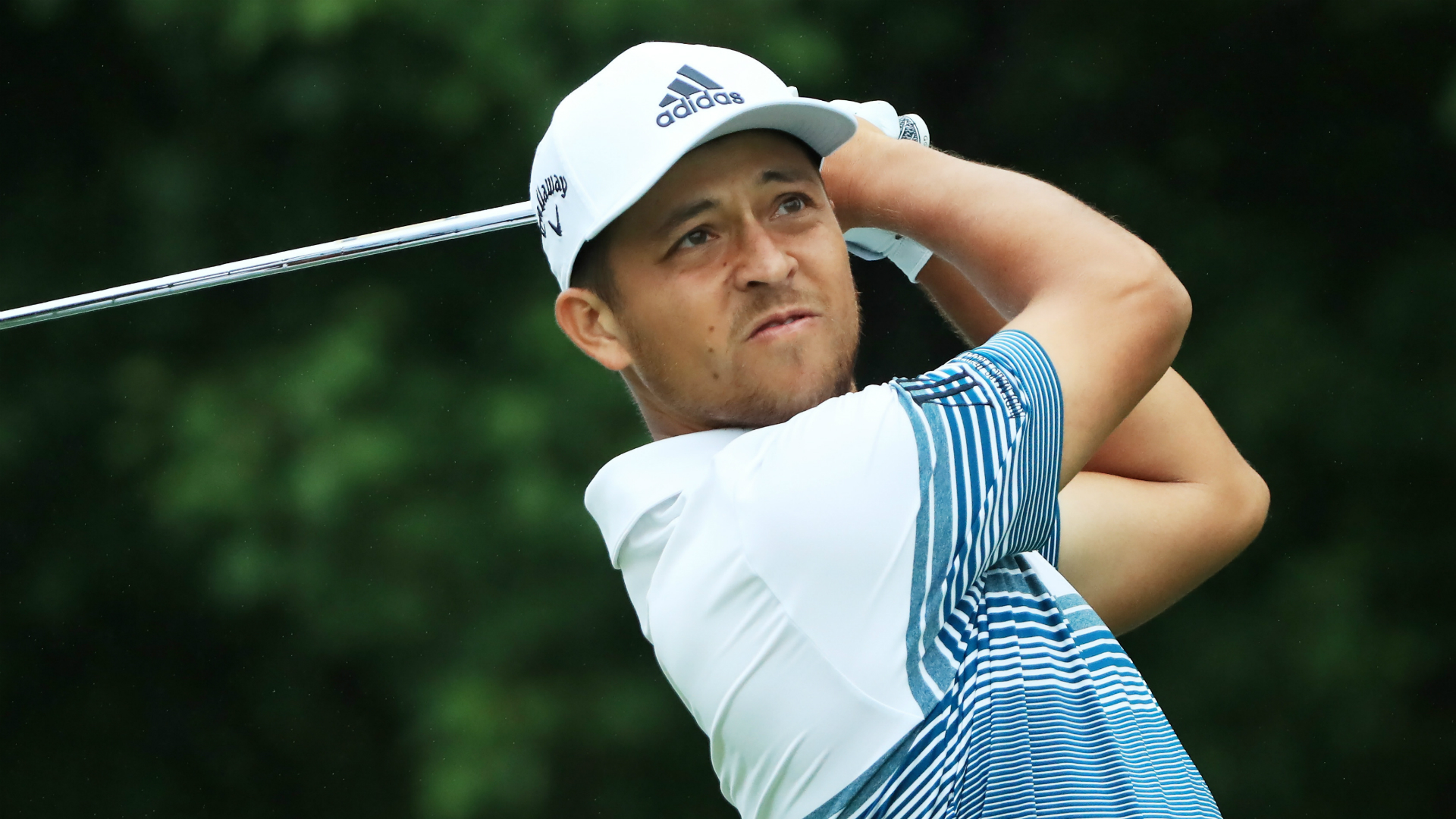 FedEx Cup hopeful Xander Schauffele makes sensational hole-in-one at Tour Championship