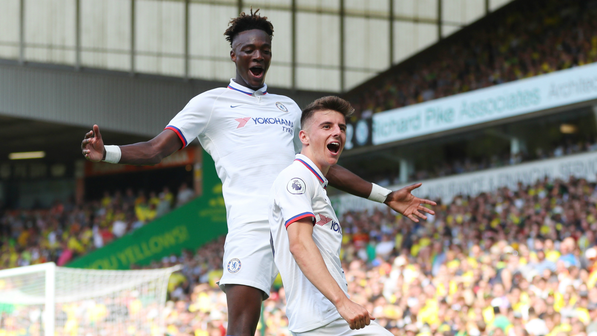 Chelsea rely on youth while City's experience shines - the Premier League Data Diary