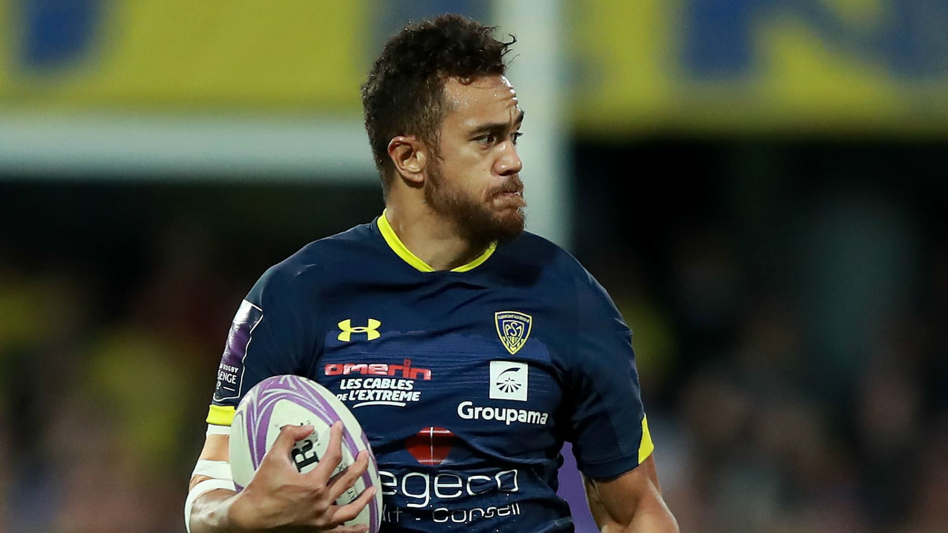 Betham at the double as Clermont get up and running in Top 14