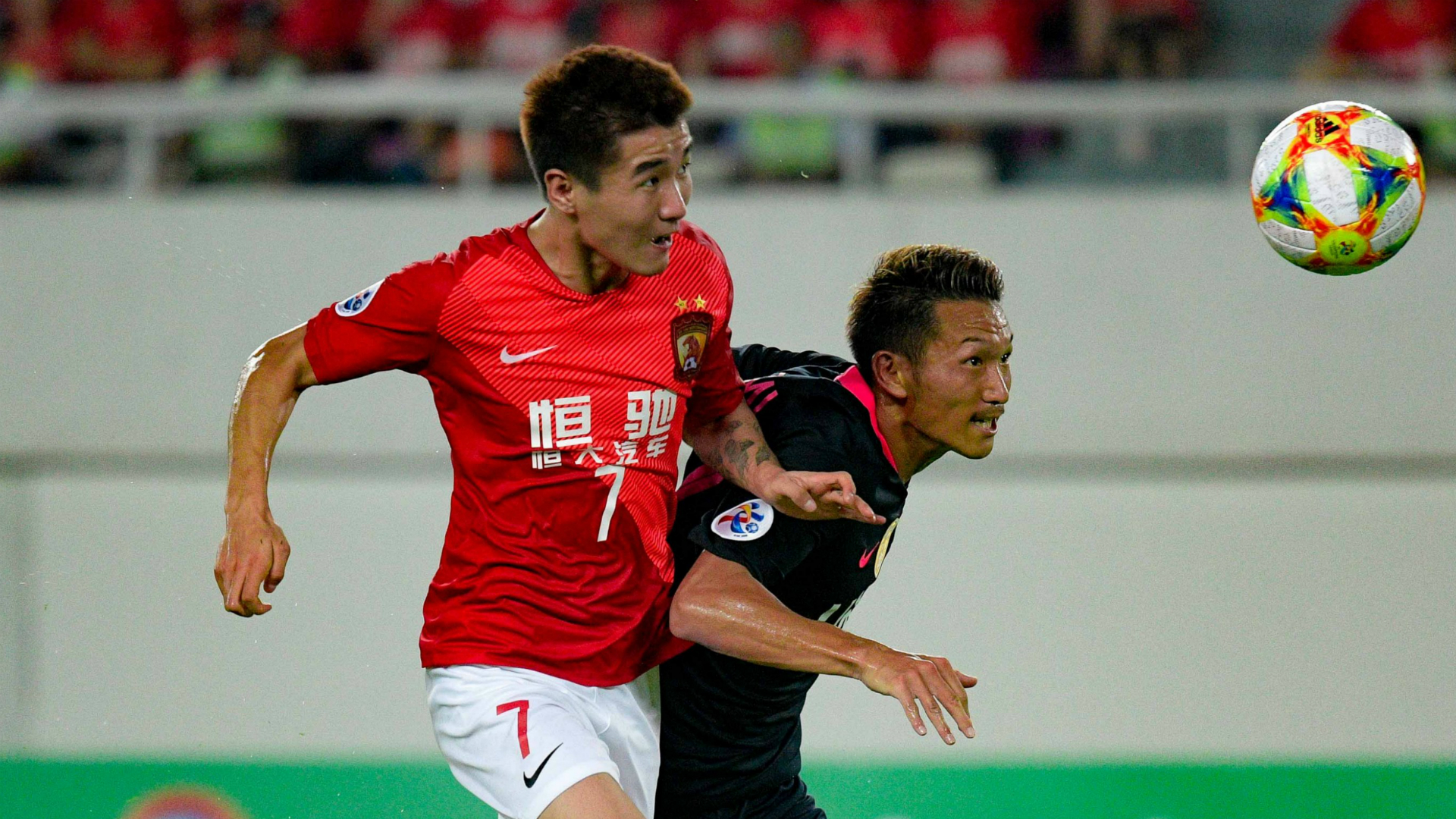 Guangzhou Evergrande 0-0 Kashima Antlers: Shirasaki goes closest as first leg ends in stalemate