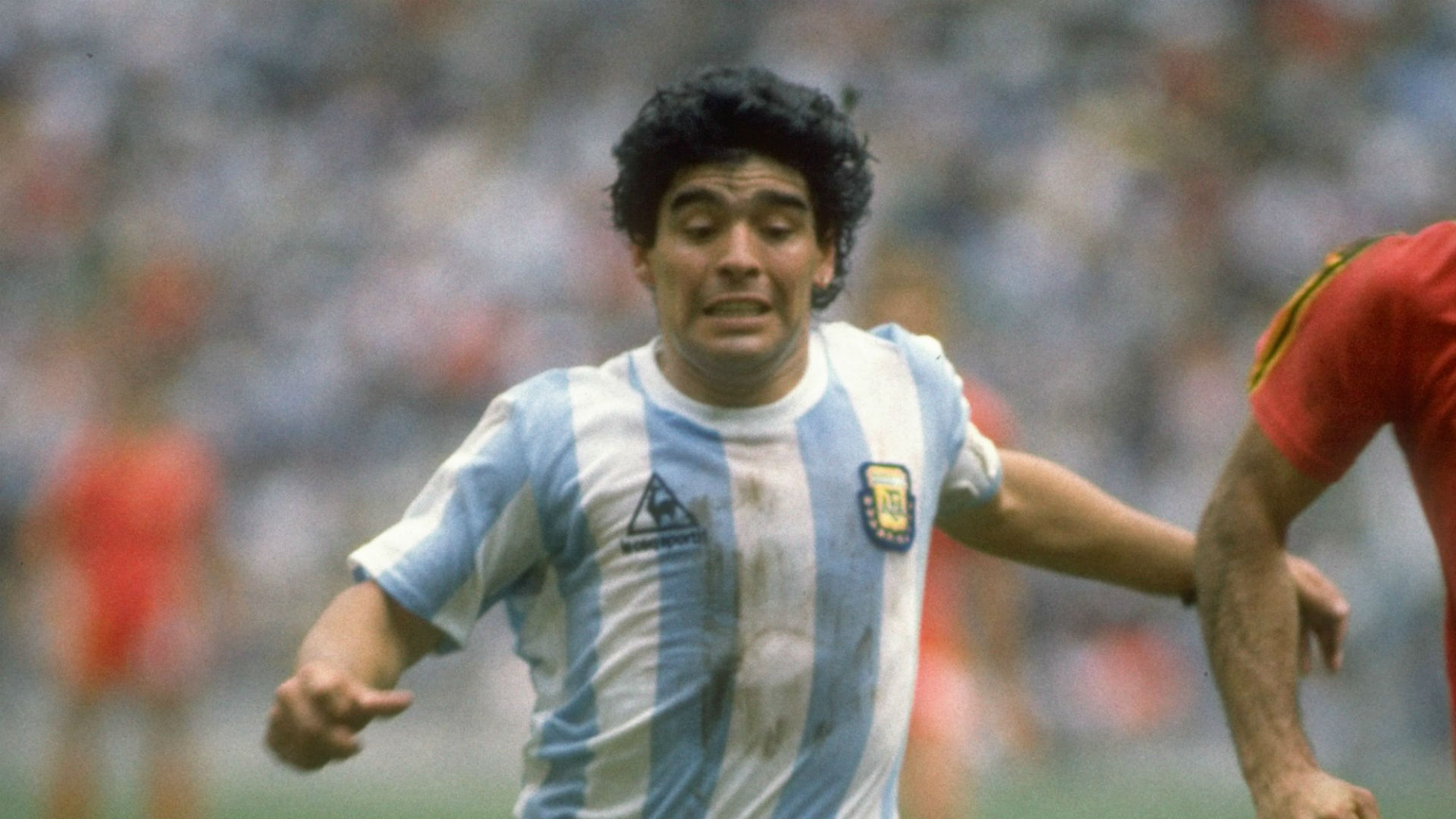 Ronaldo's Brazil, Henry at Arsenal and Maradona for Argentina – Iconic players in iconic kits