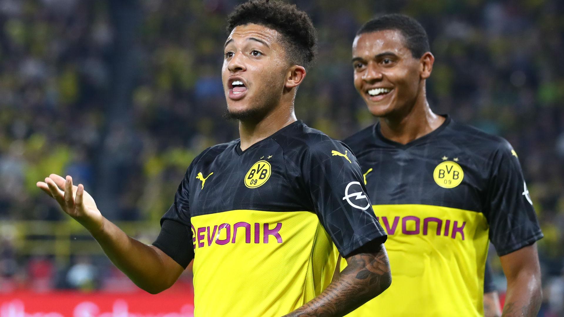 Witsel revels in Bayern's Sancho fear