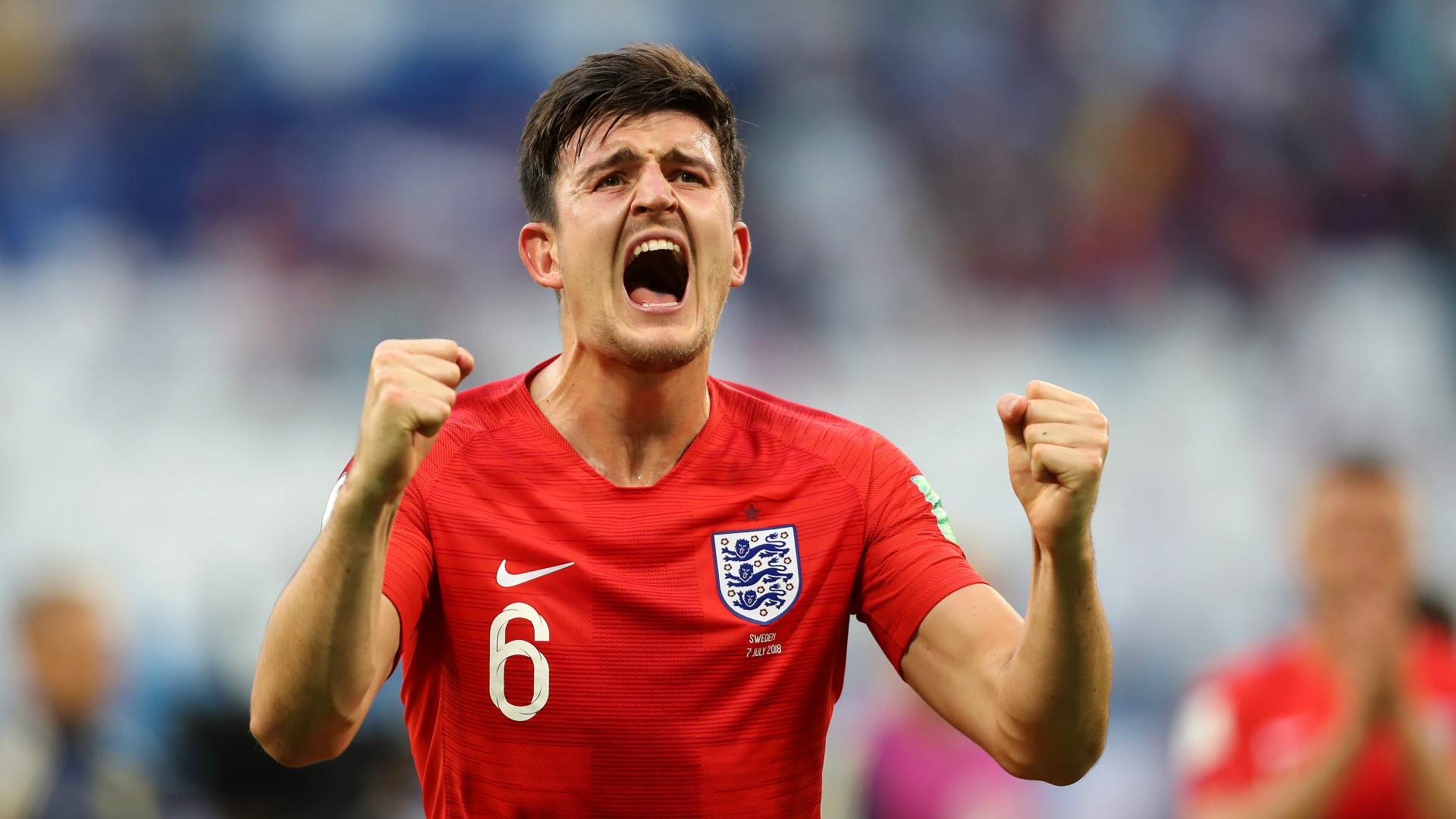 Maguire to Man United: England star becomes world's most-expensive defender