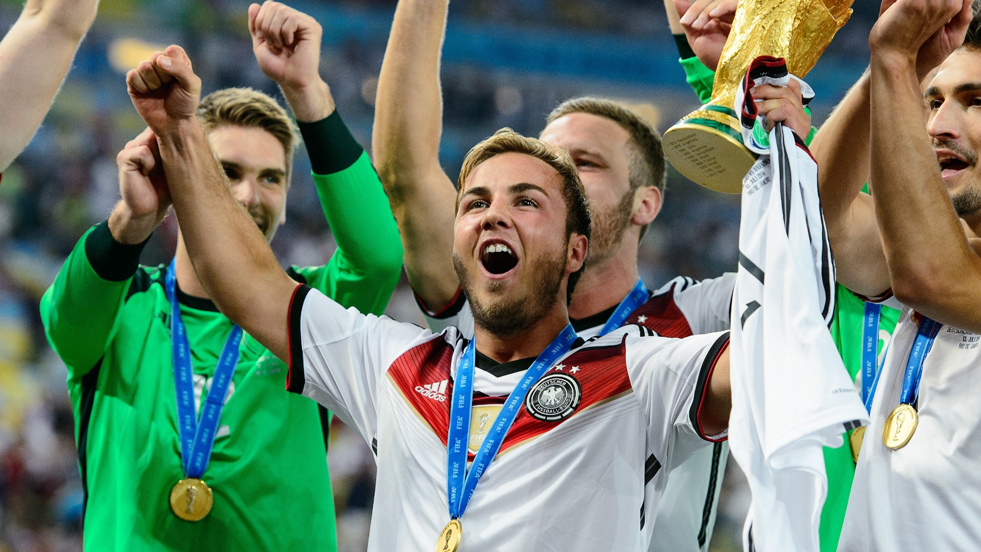 Germany hero Gotze struggled with 'huge expectations' after 2014 World Cup