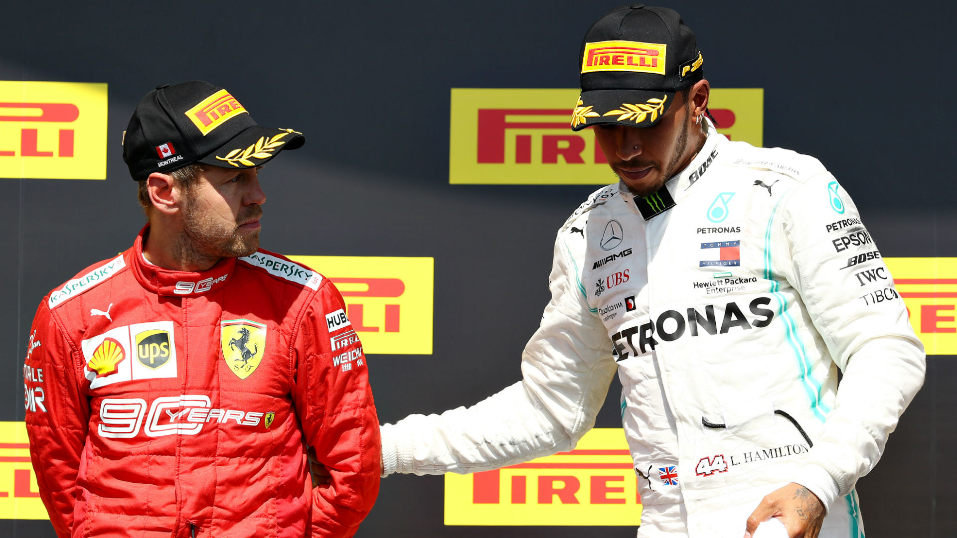 Mercedes march on, Ferrari fall short and Renault flop - F1 mid-season review