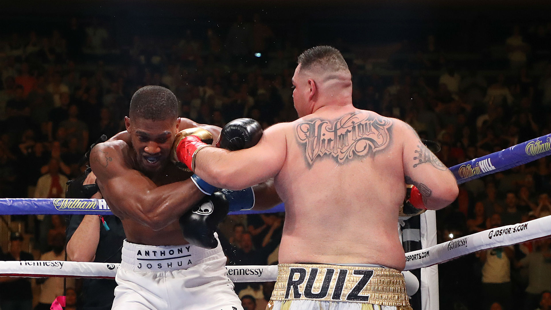 Anthony Joshua wants to rediscover passion before Andy Ruiz rematch