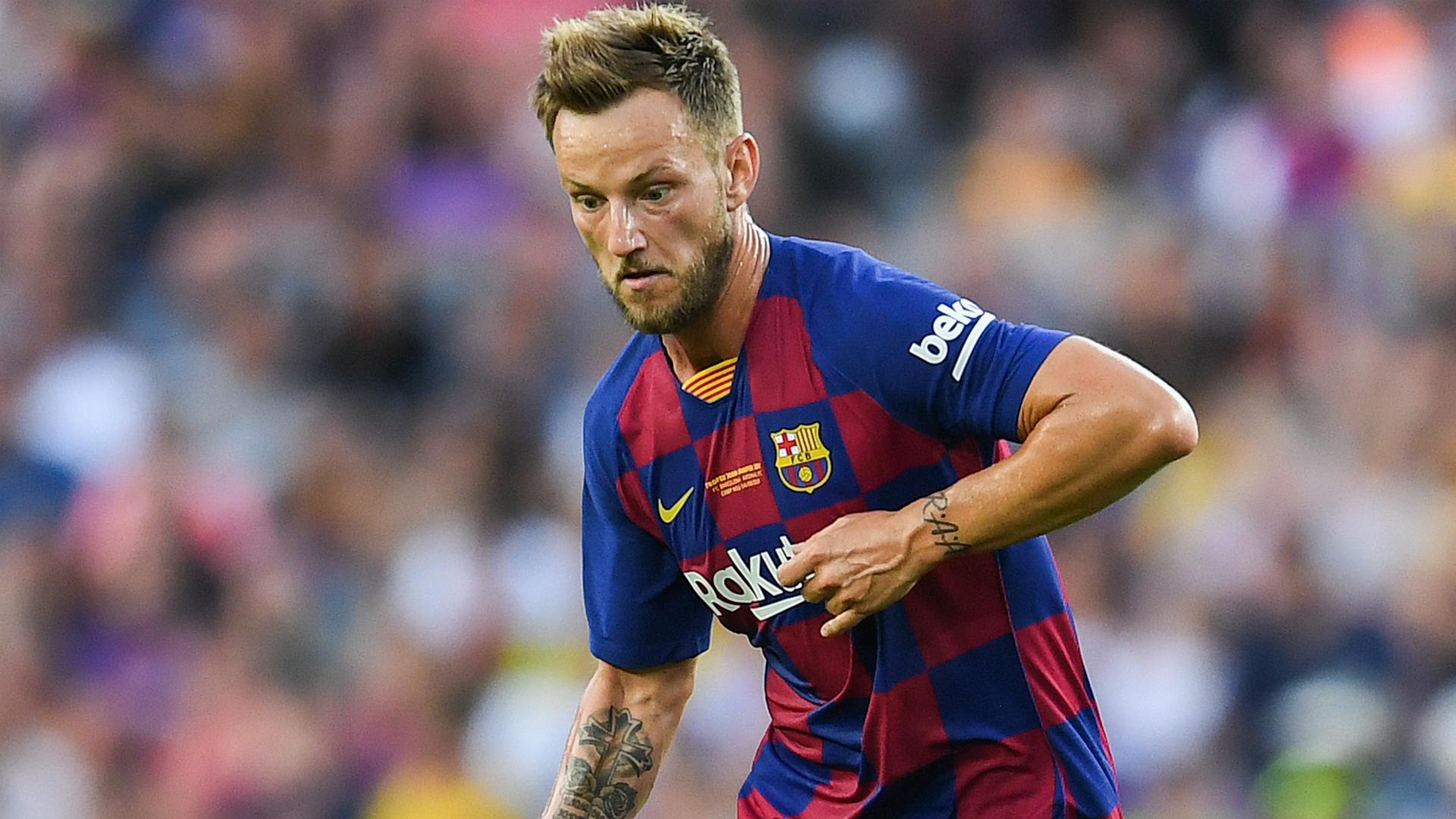 Barcelona 2-1 Napoli: Rakitic punishes Milik howler in Miami