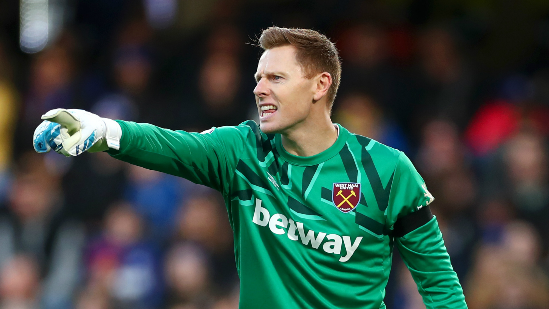 We were both in tears - Martin celebrates debut with West Ham legend dad