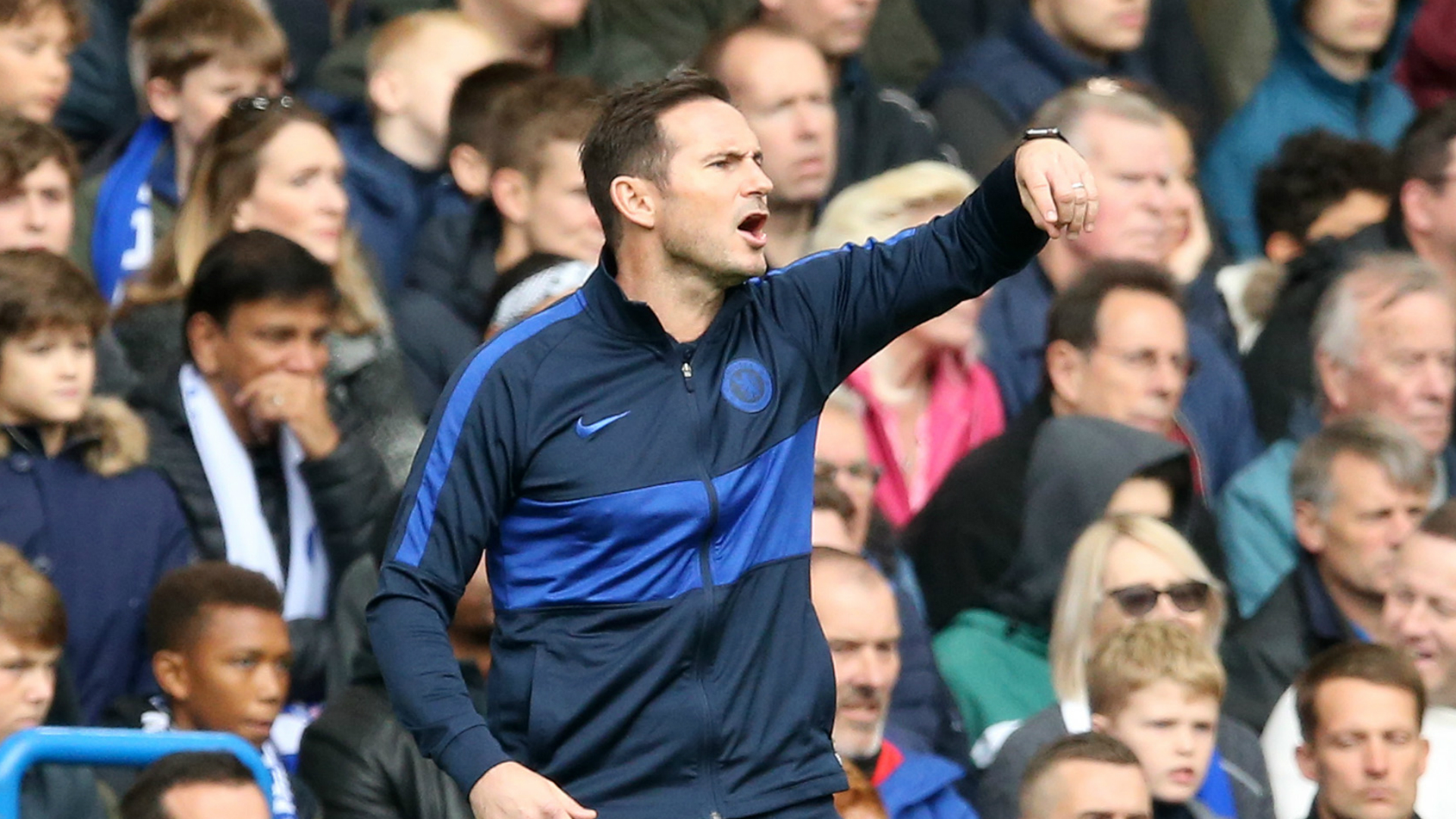 Abraham absence not to blame for defeat - Lampard