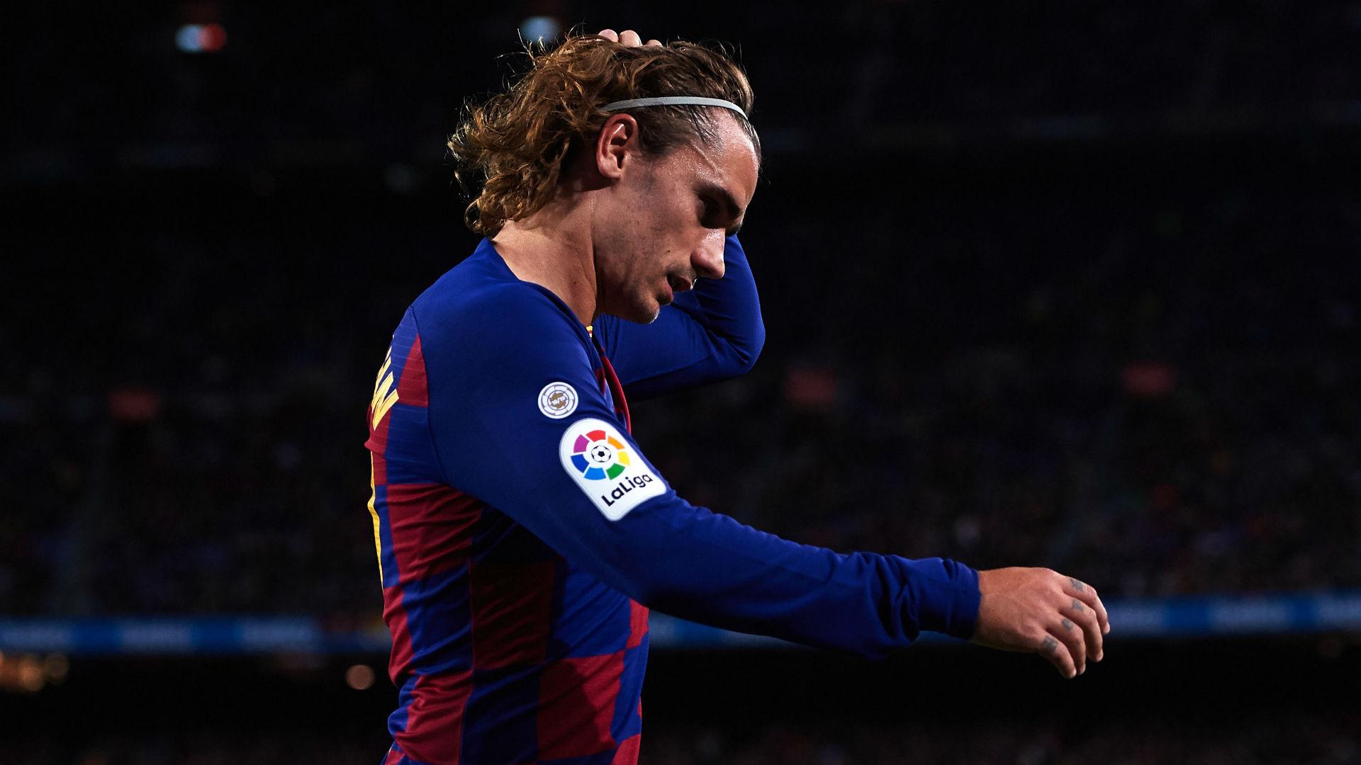 Atletico Madrid v Barcelona: Griezmann's negative impact highlighted ahead of Wanda return