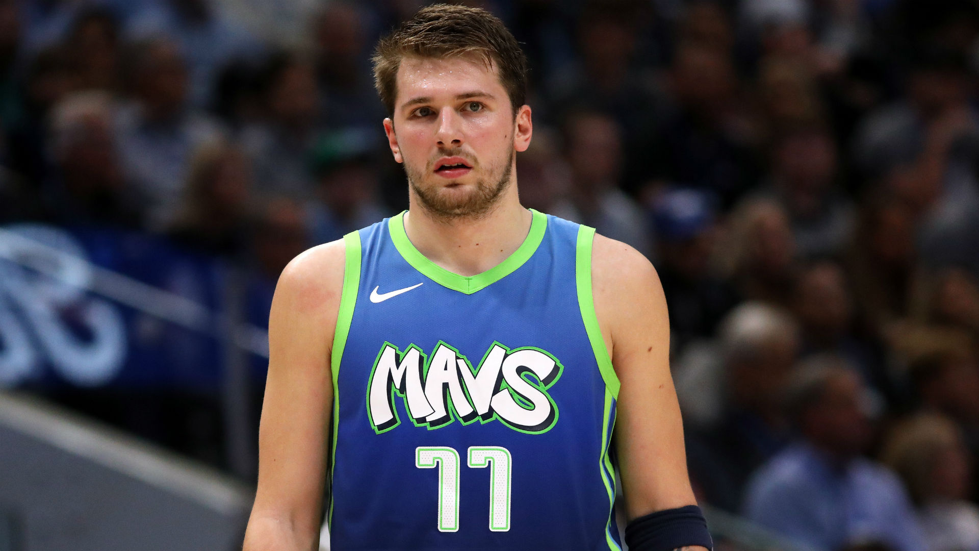 Luka Doncic having 'breathtaking' year - Mavs coach Carlisle