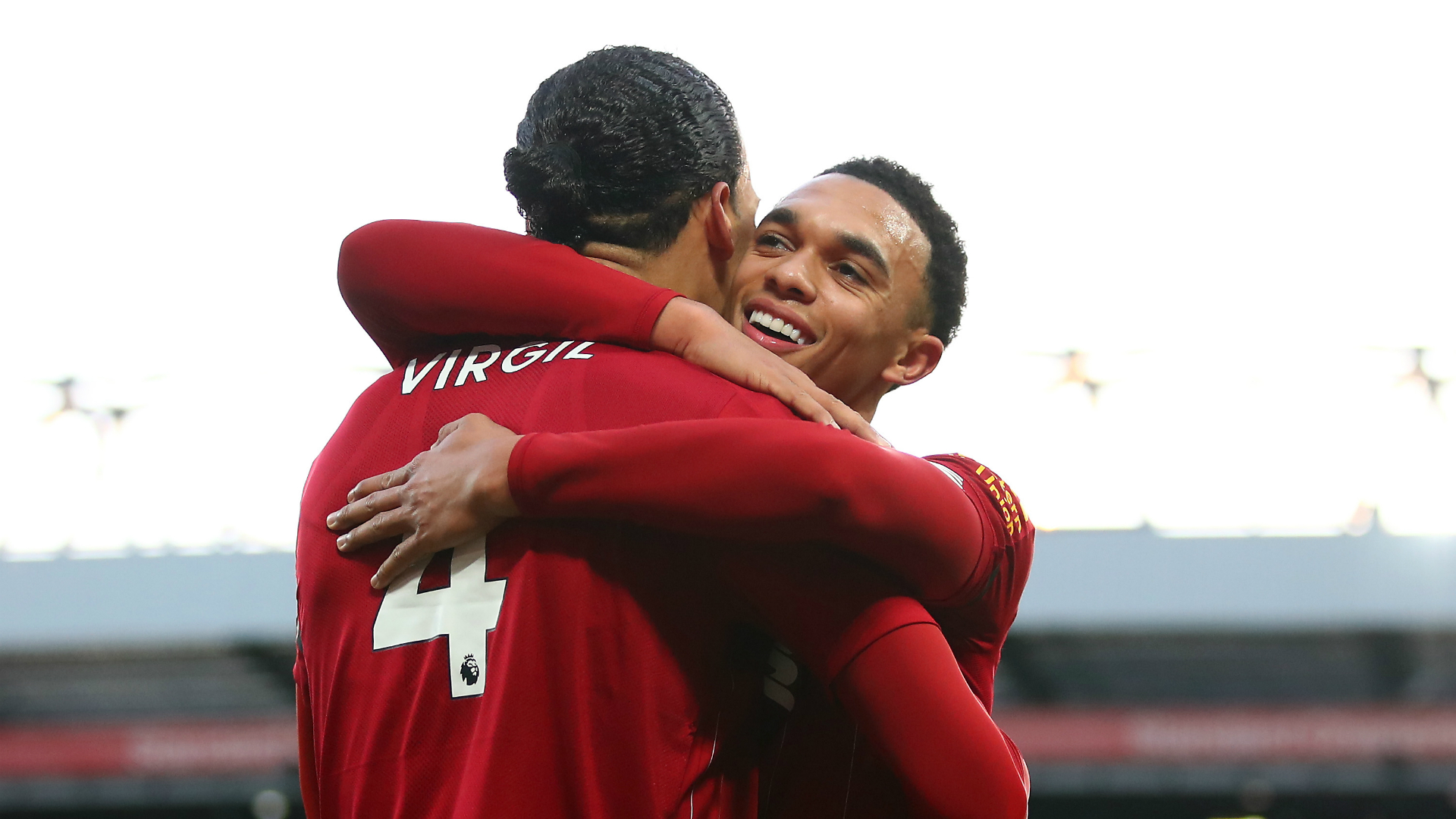 Alexander-Arnold stresses importance of Liverpool momentum