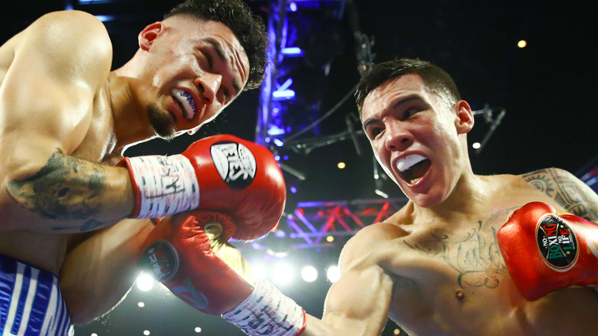 Lopez keen for Valdez rematch after contentious stoppage
