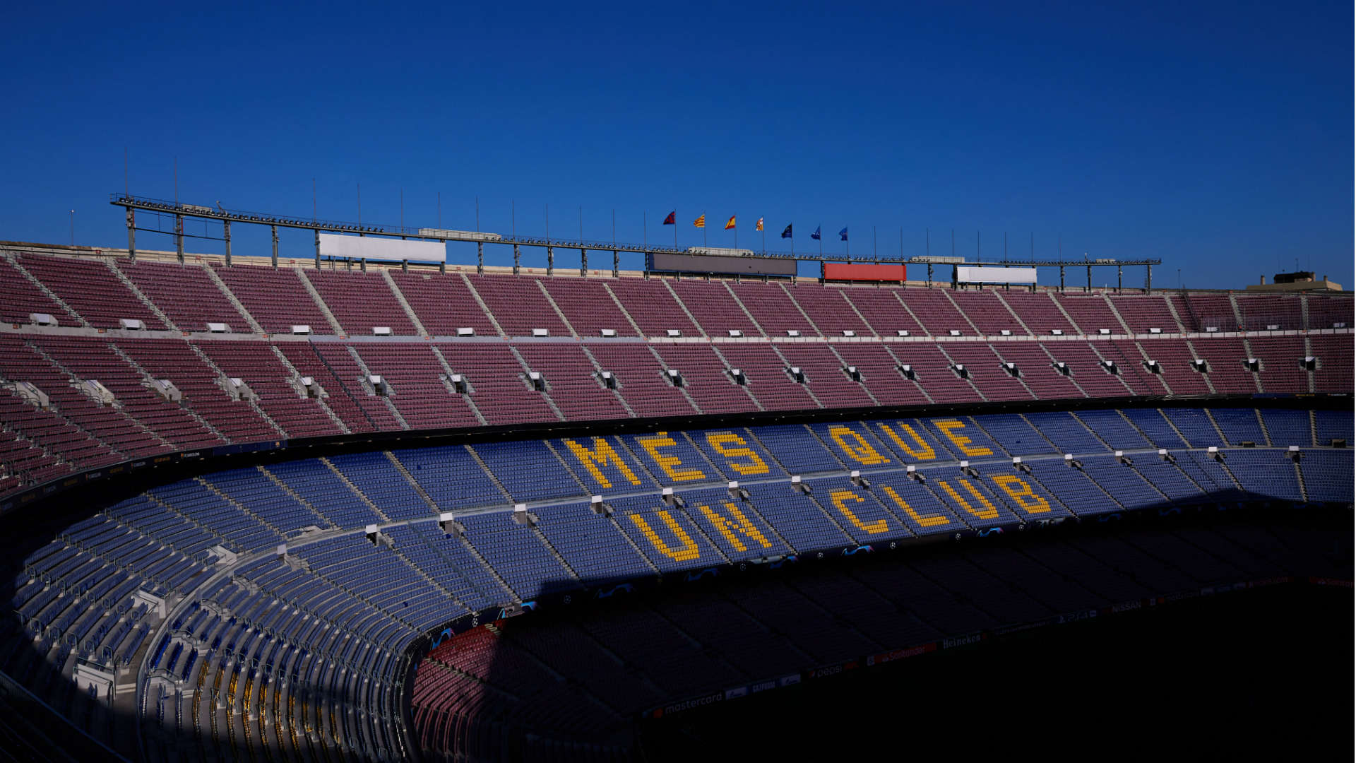 Catalan independence activists plan protest for El Clasico