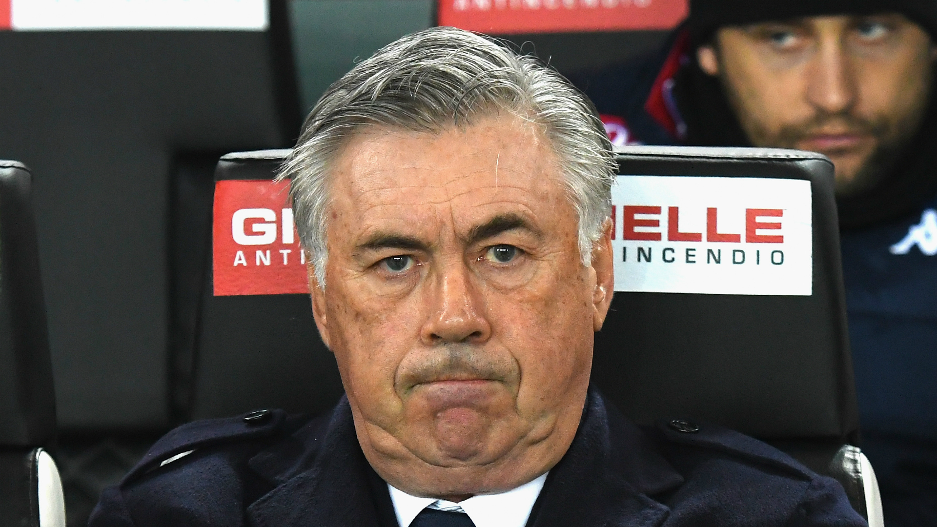 A coach's suitcase is always ready - Ancelotti 'not scared' of Gattuso replacement talk