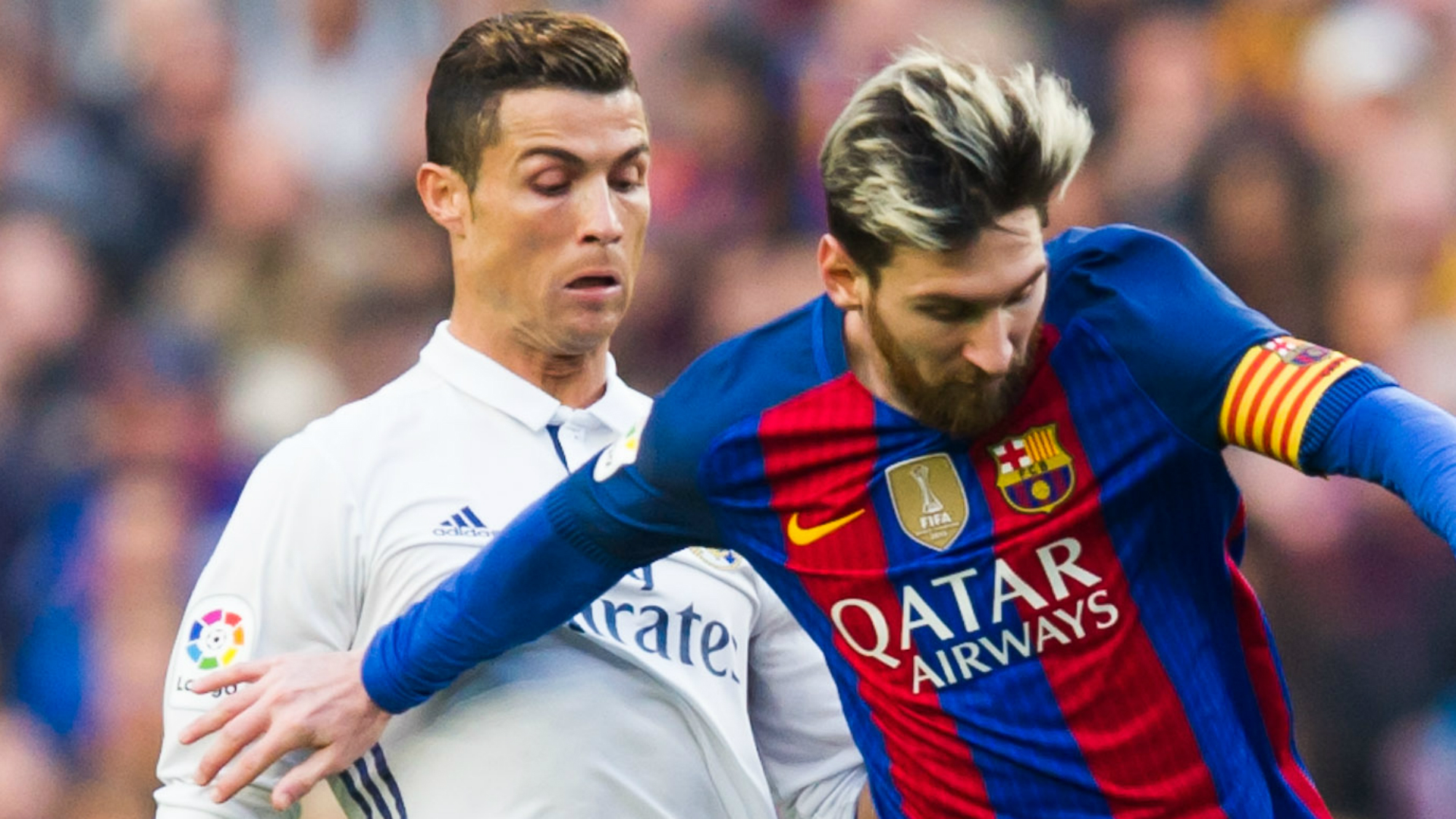 Ramos: Let's have two Ballon d'Or awards - one for Messi and Ronaldo and one for everyone else
