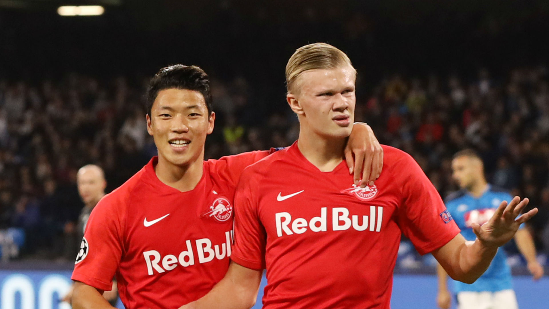 Haaland targets historic goal as Salzburg aim to deny Liverpool - Champions League in Opta numbers
