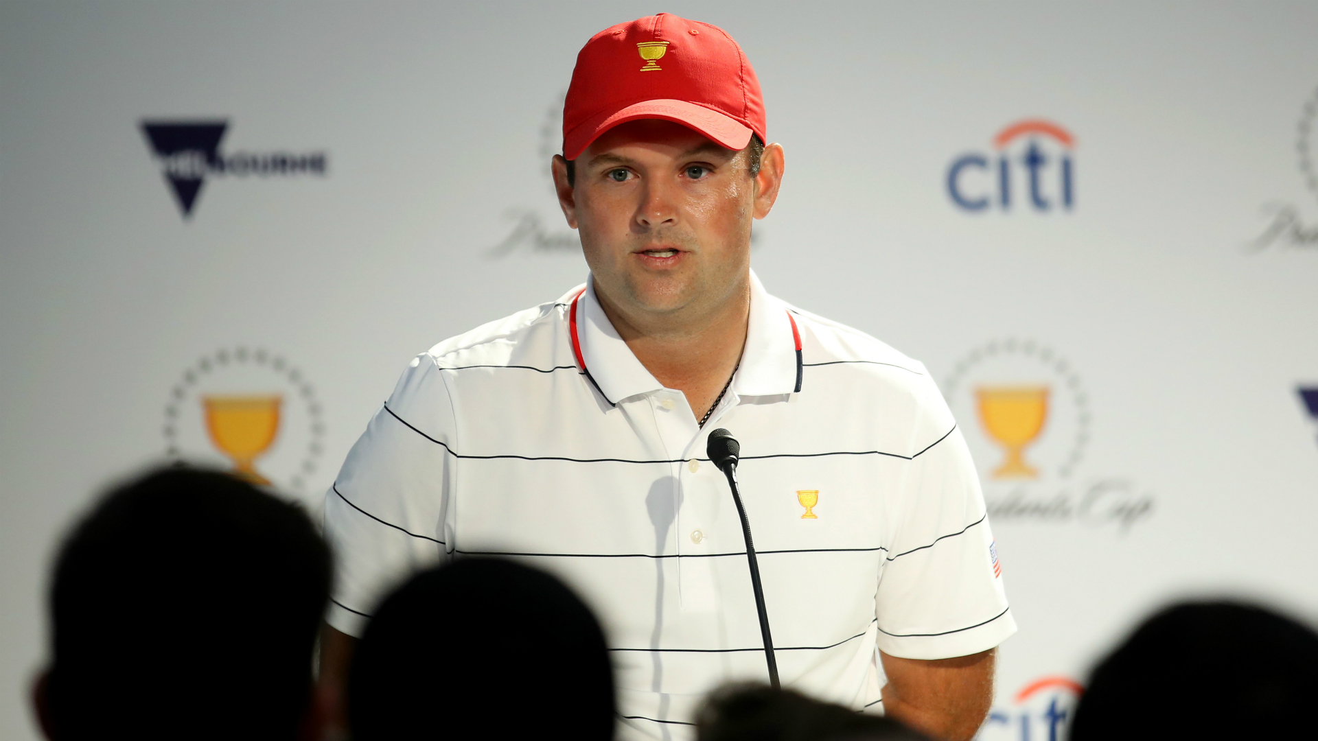 Patrick Reed says it's personal amid backlash ahead of Presidents Cup