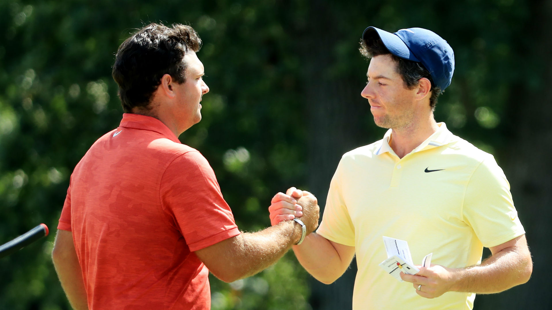 McIlroy: People like to kick Reed when he's down