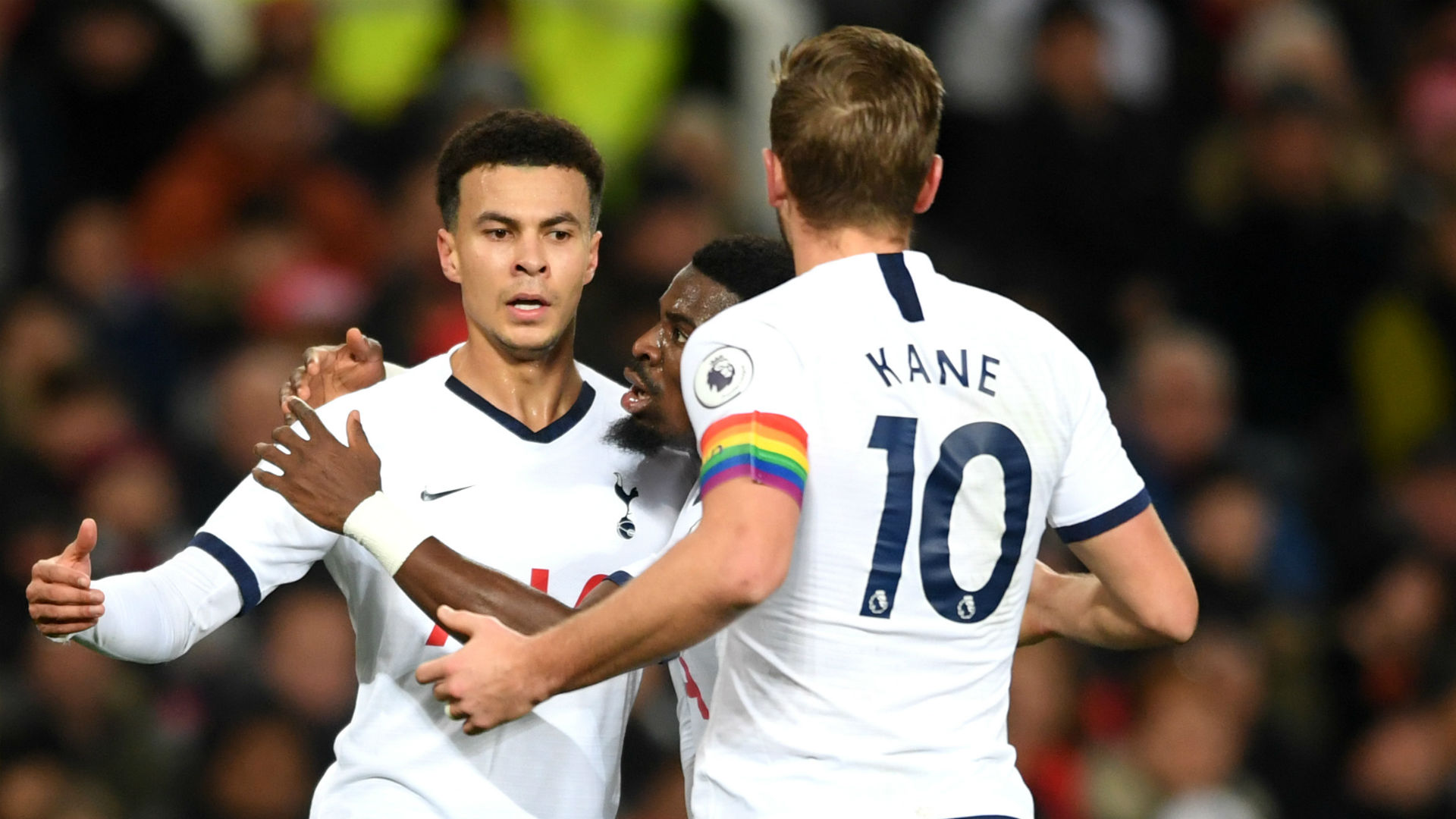 Alli, Vertonghen and Aurier join Kane in sitting out Spurs' Bayern trip
