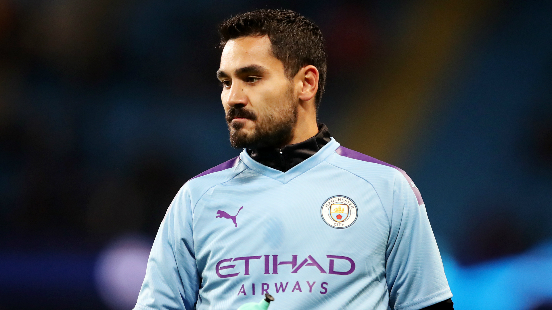 Gundogan not shocked by Man City dip this season