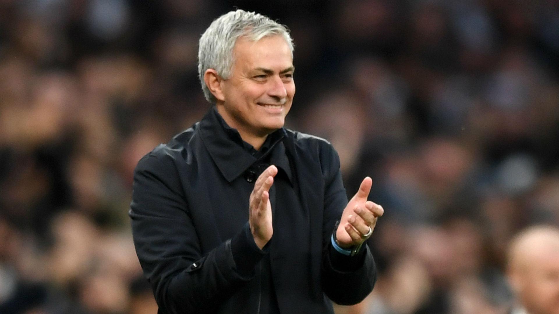 I'm so happy at Tottenham - Mourinho cannot imagine Bayern move