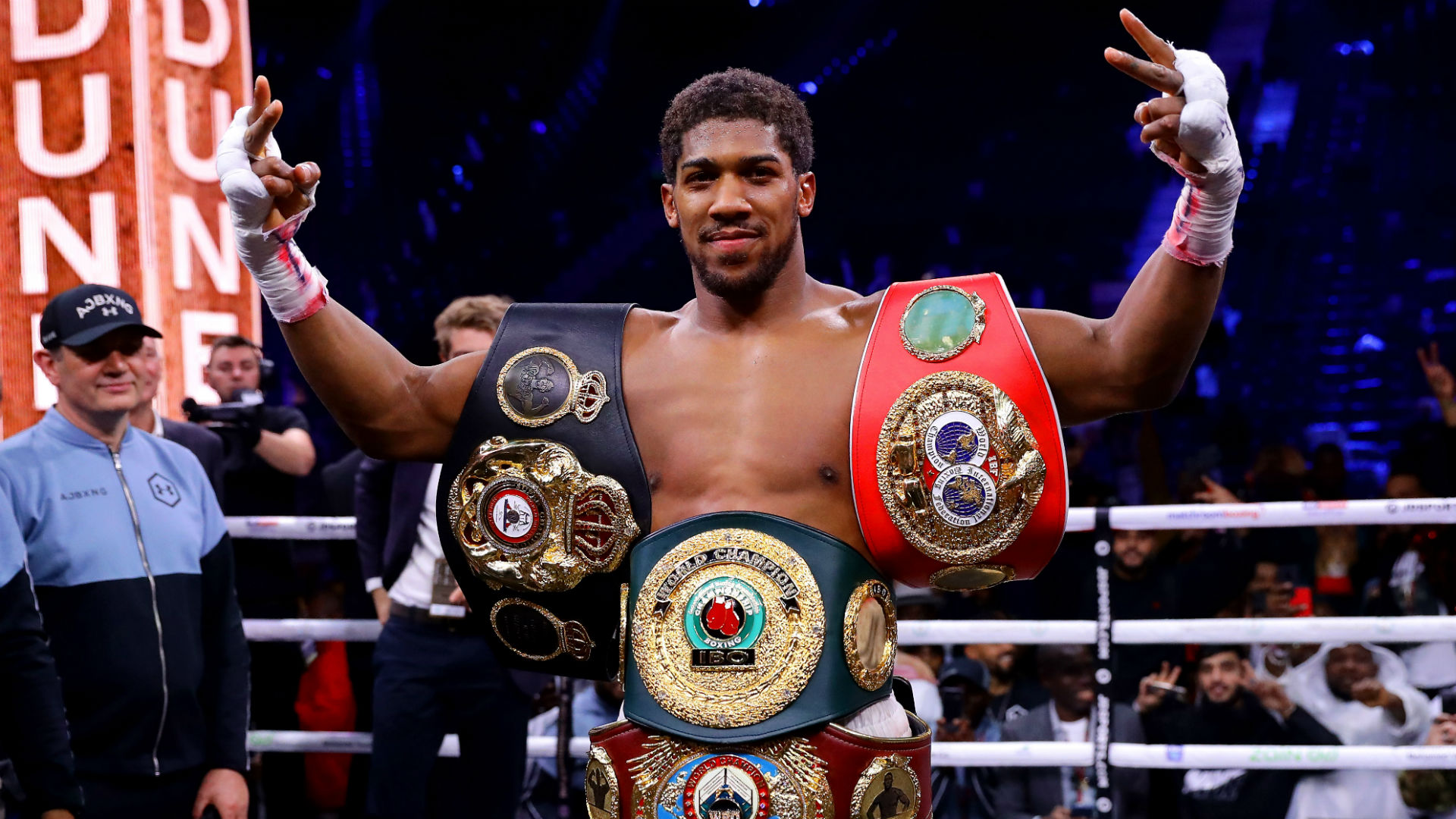 I'm successful, isn't that good enough? - Joshua rejects Wilder criticism of Ruiz performance