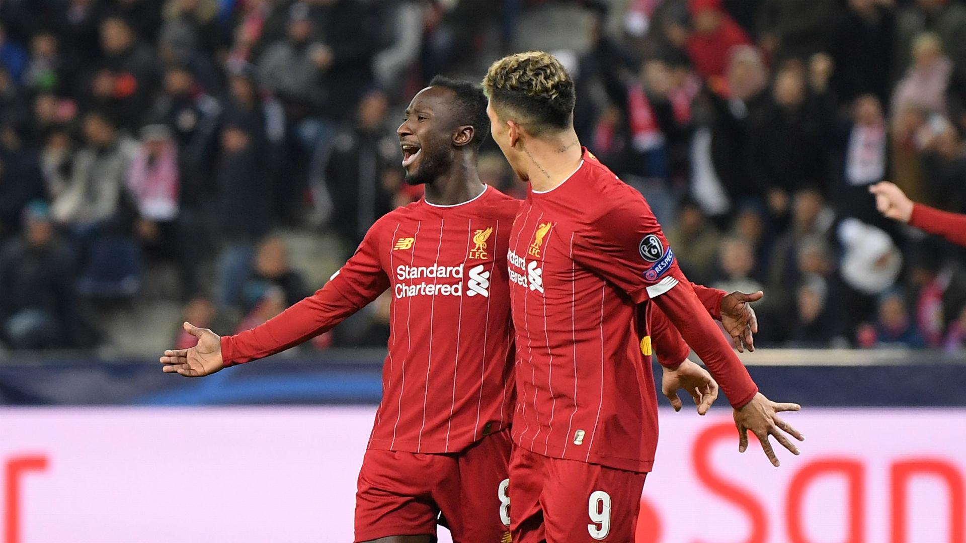 Salzburg 0-2 Liverpool: Keita and Salah see Reds through in thrilling clash