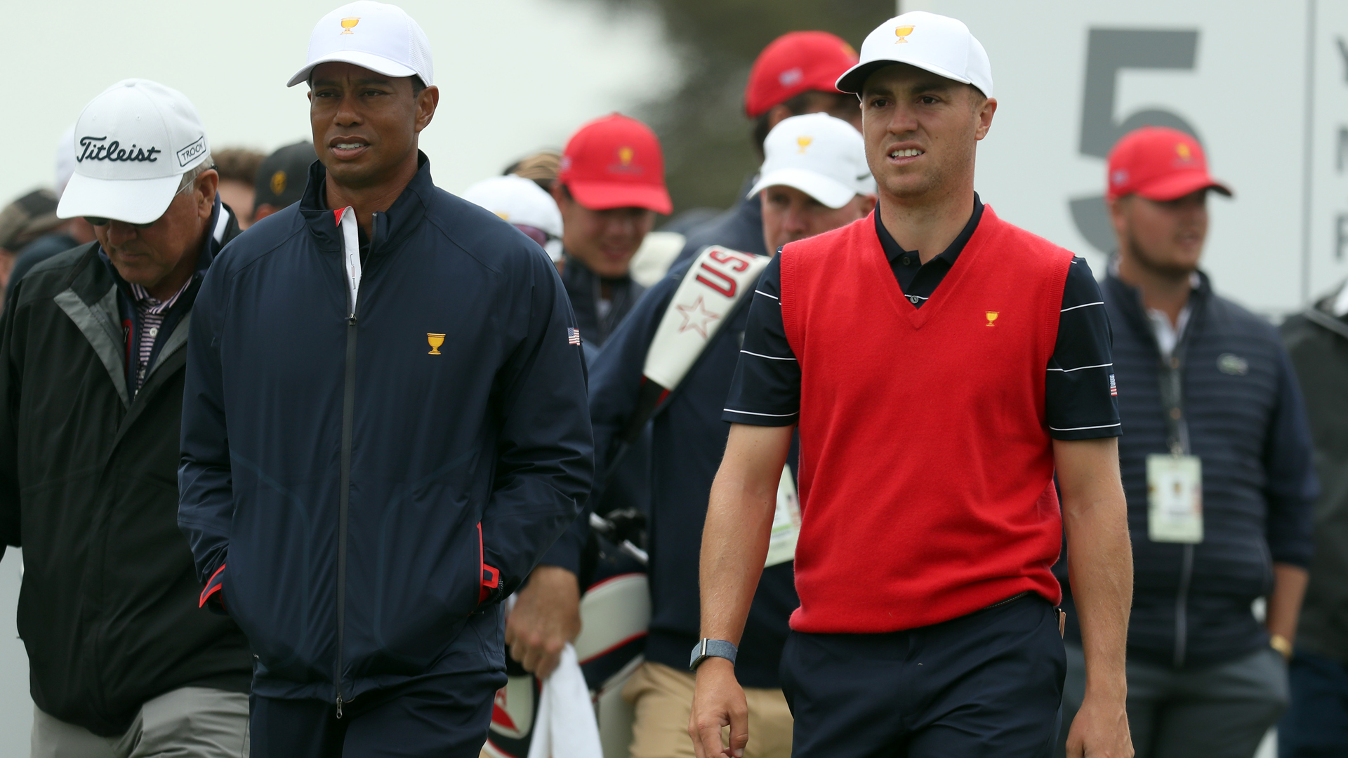 Presidents Cup 2019: Tiger and Thomas to face Leishman, Niemann in opening match