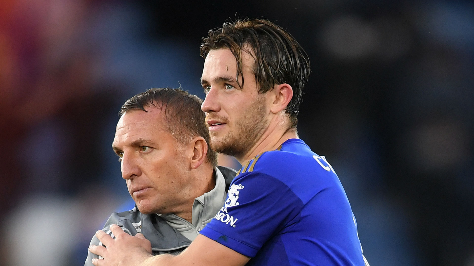 Leicester City boss Rodgers rules out January sales