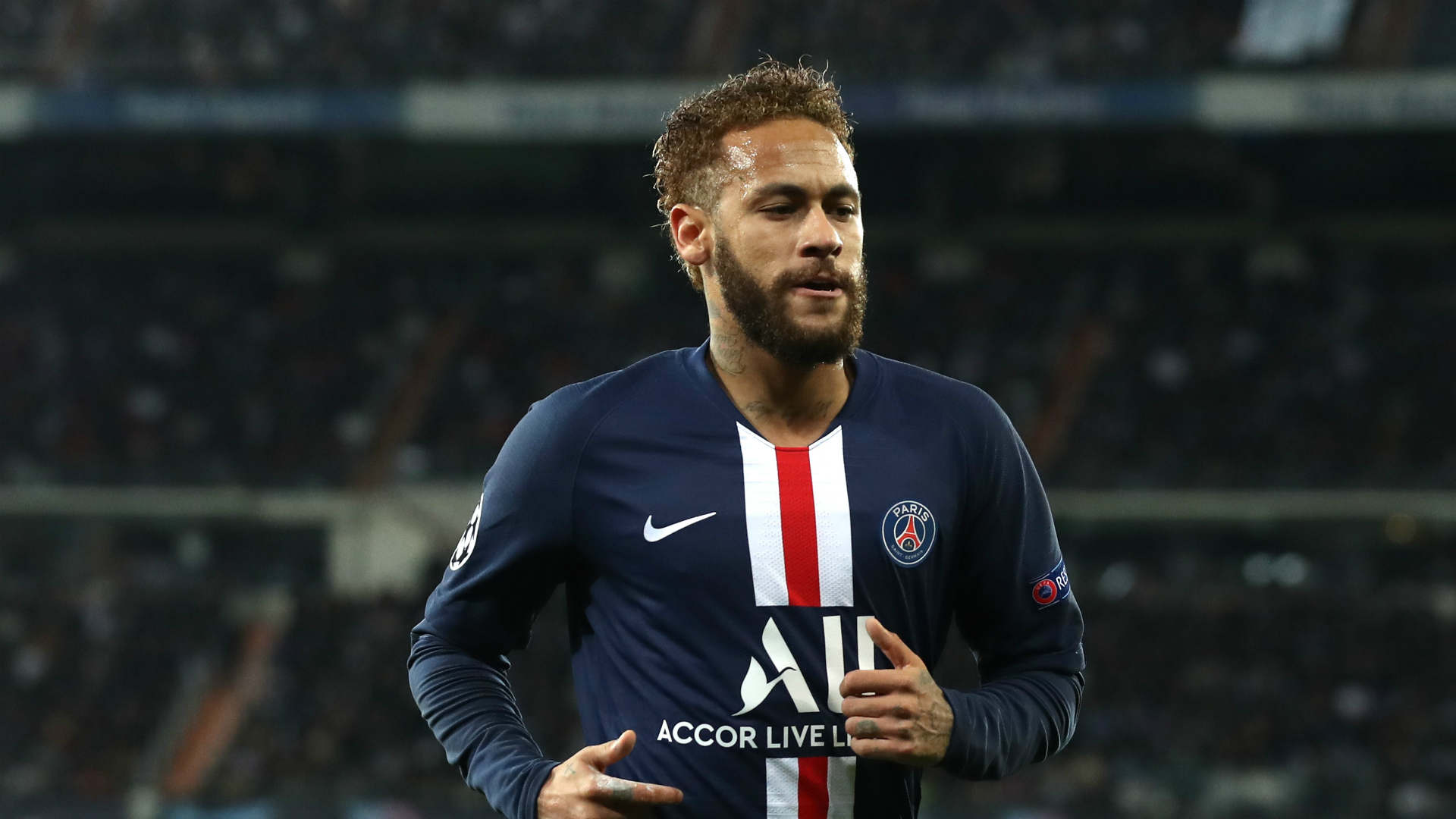 Neymar 'happy' at Paris Saint-Germain and targets big impact in Champions League knockout stage