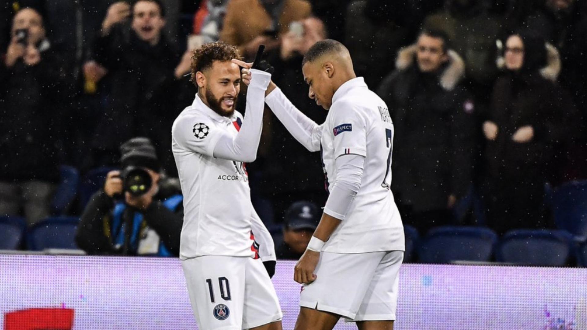Paris Saint-Germain 5-0 Galatasaray: Neymar shines in Parc des Princes rout