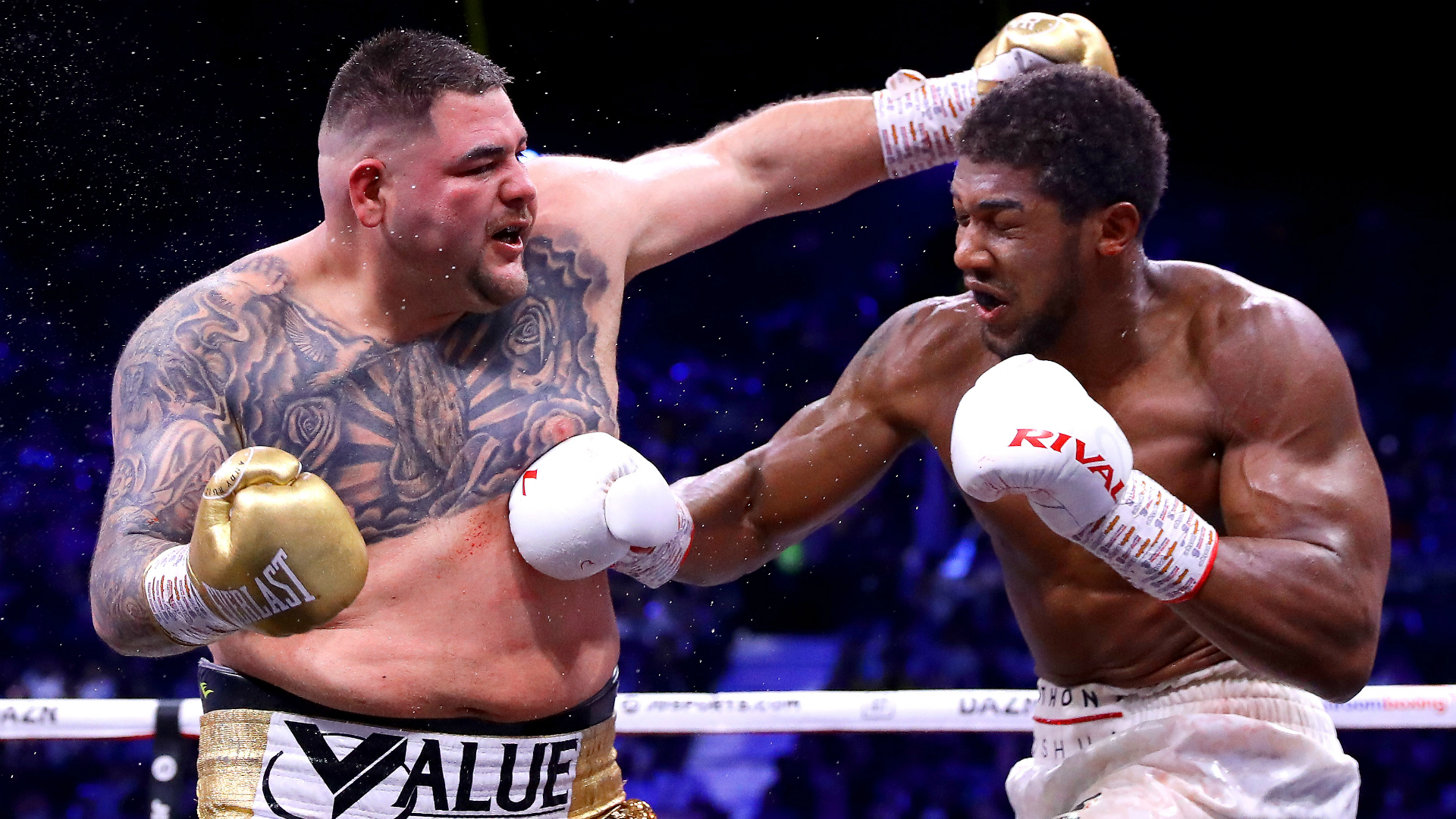 Ruiz branded an 'elephant' and a 'disgrace' by Fury's manager Warren