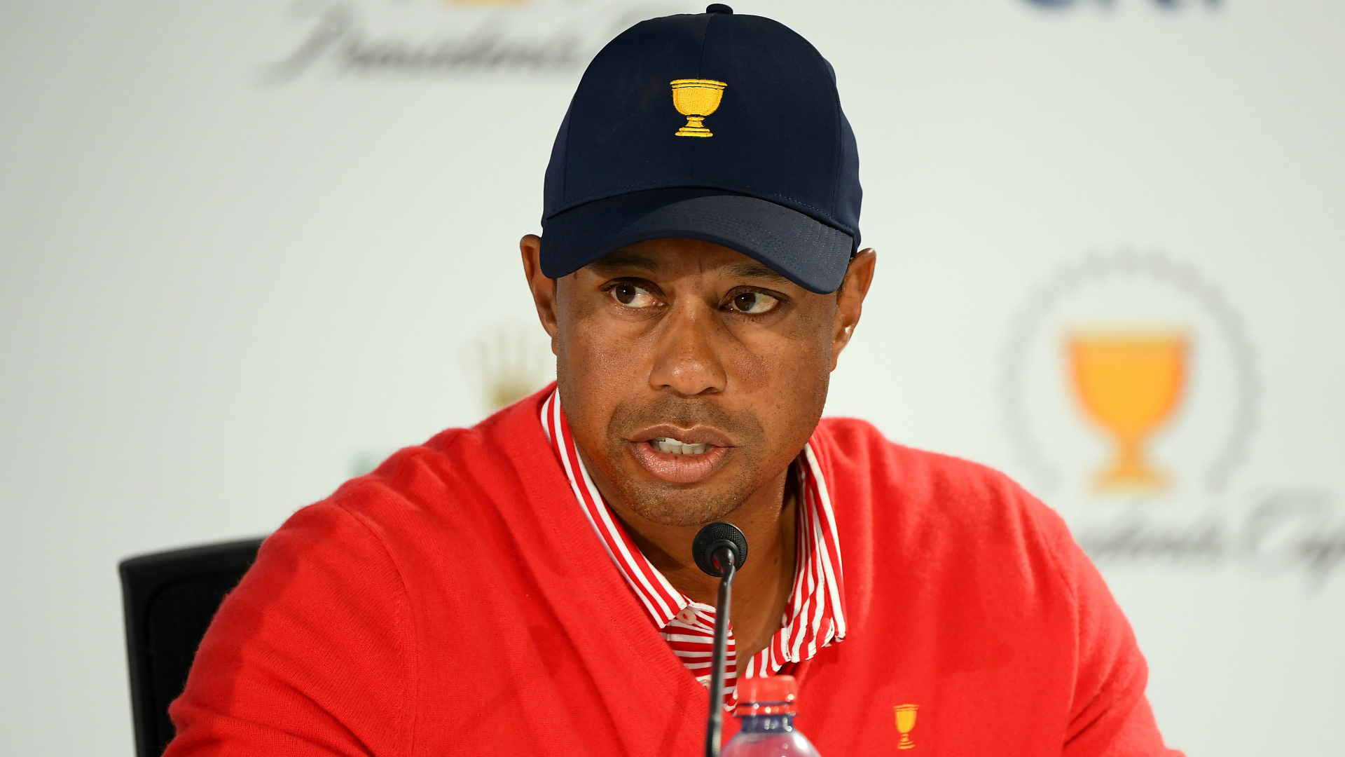 Presidents Cup 2019: There's a long way to go - Tiger Woods