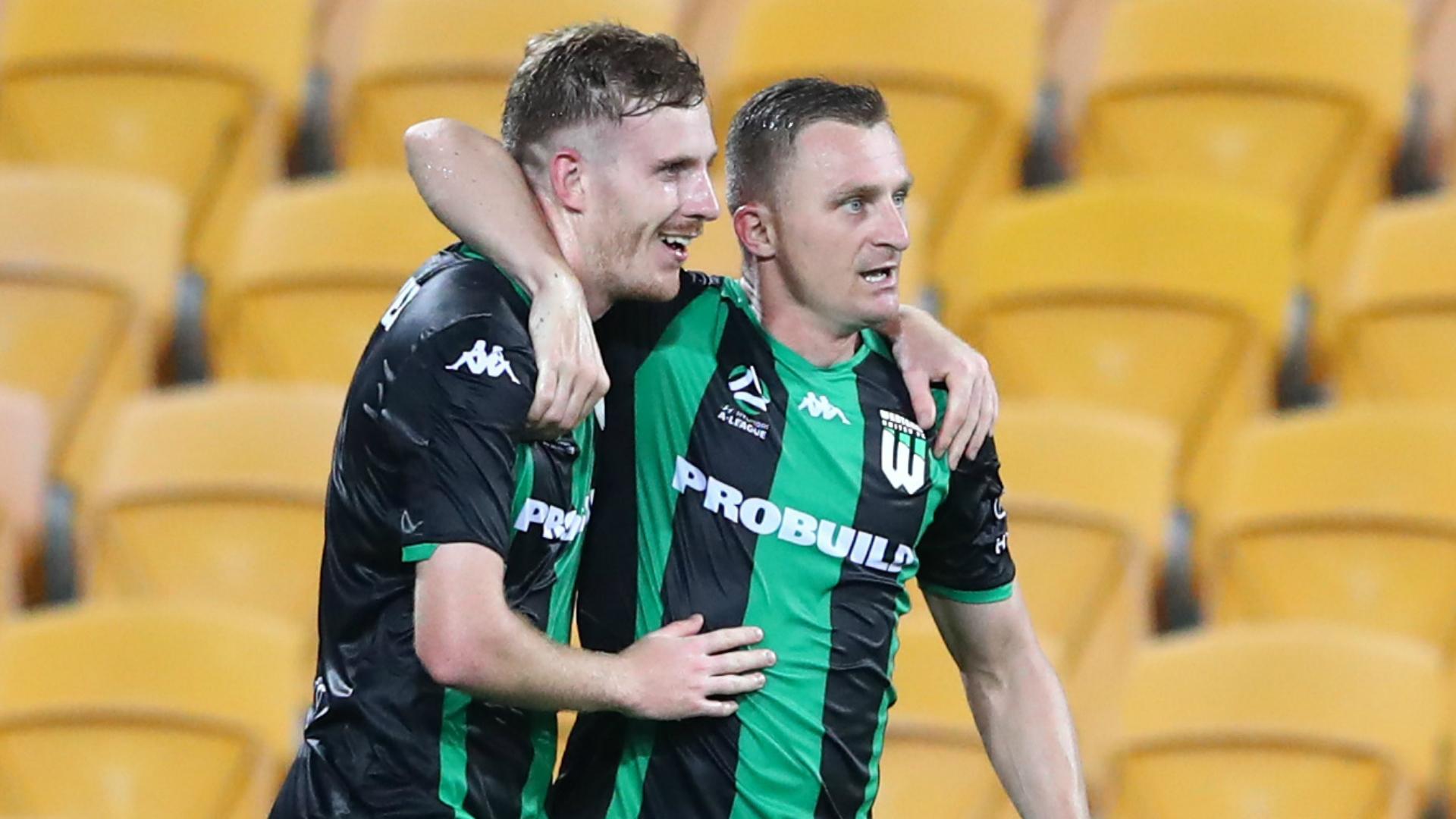Brisbane Roar 0-2 Western United: Berisha on target as Fowler's men sink further into the mire