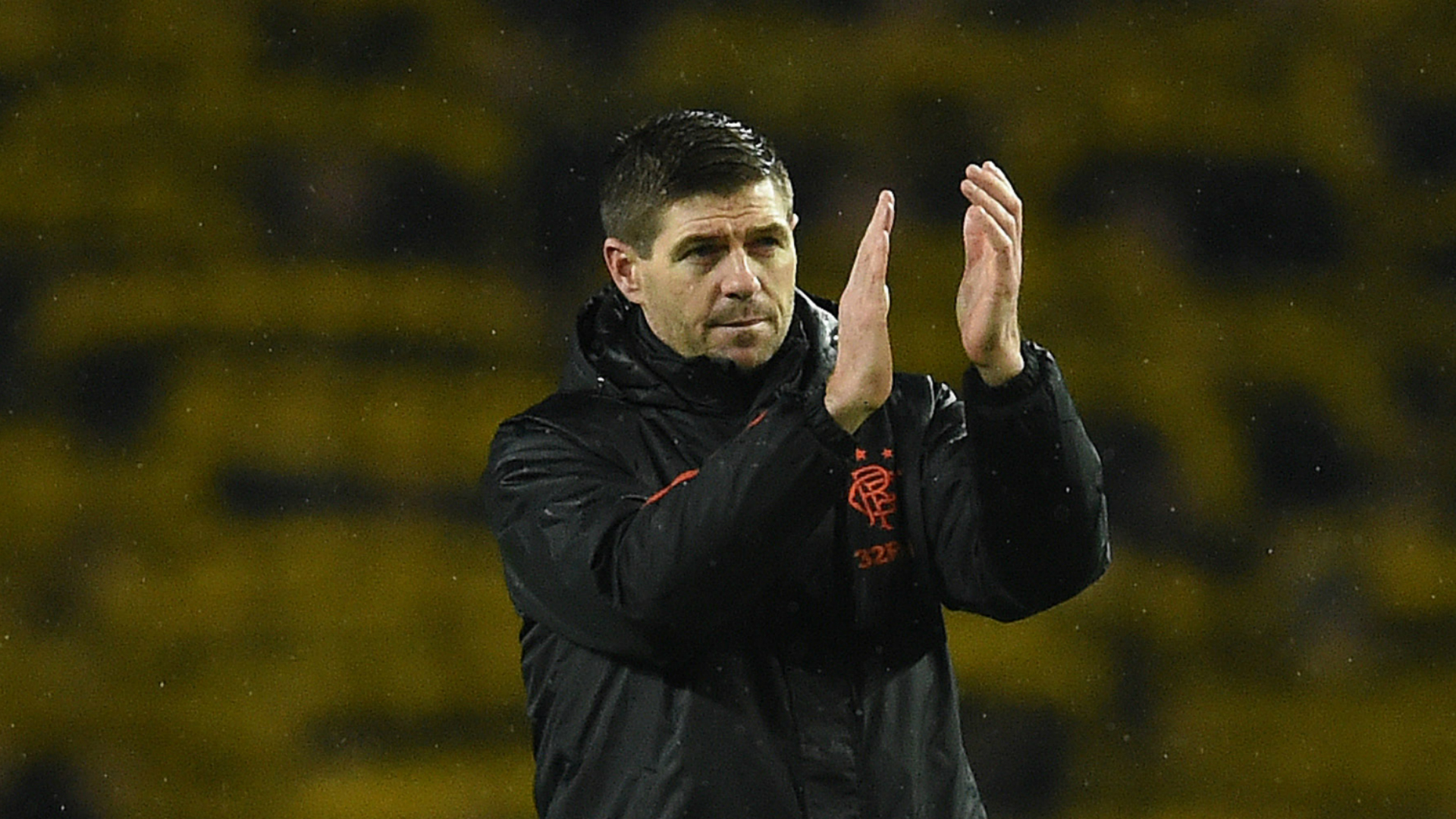 Rangers showed 'character and guts' to go through in Europa League, says Gerrard