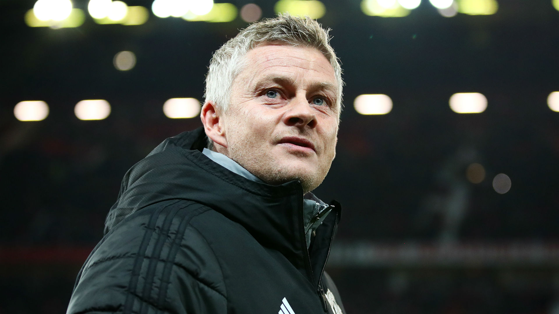 Solskjaer open to January buys