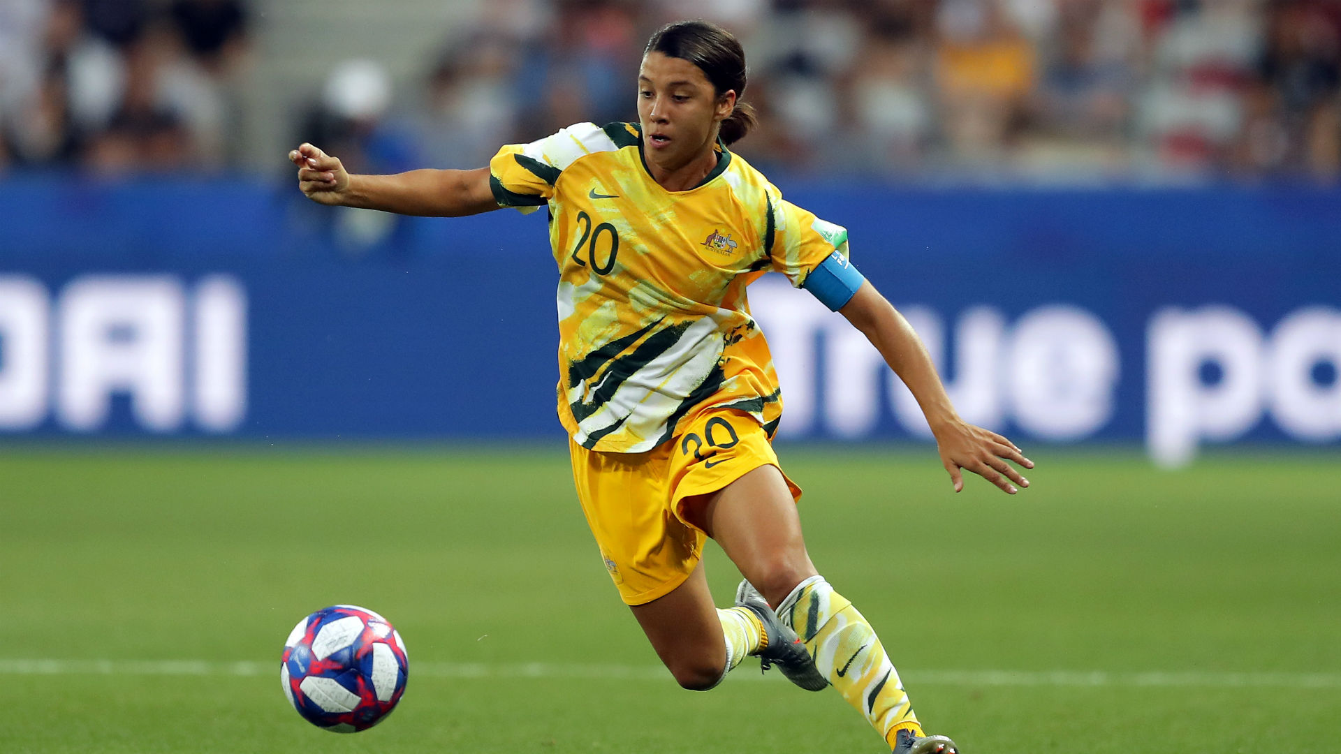 Australia, New Zealand bid to co-host 2023 Women's World Cup