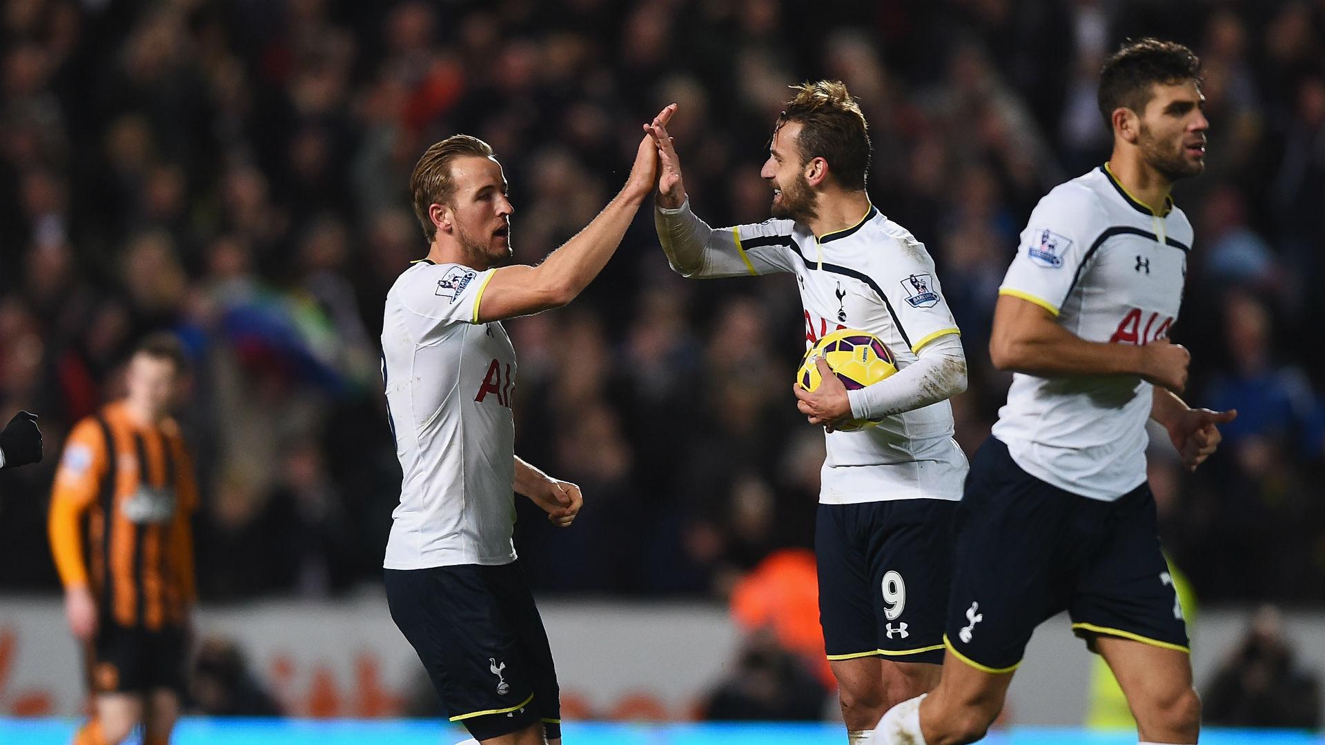Kane has no limits, says former Tottenham team-mate Soldado