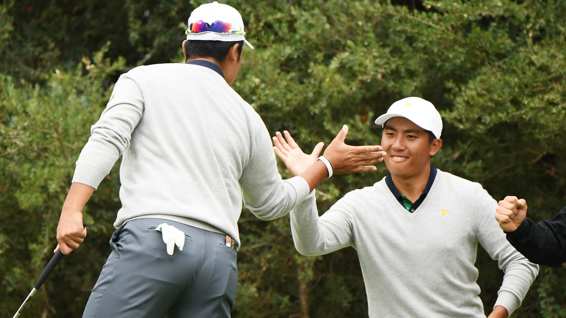 Presidents Cup 2019: Internationals on track for first title since 1998