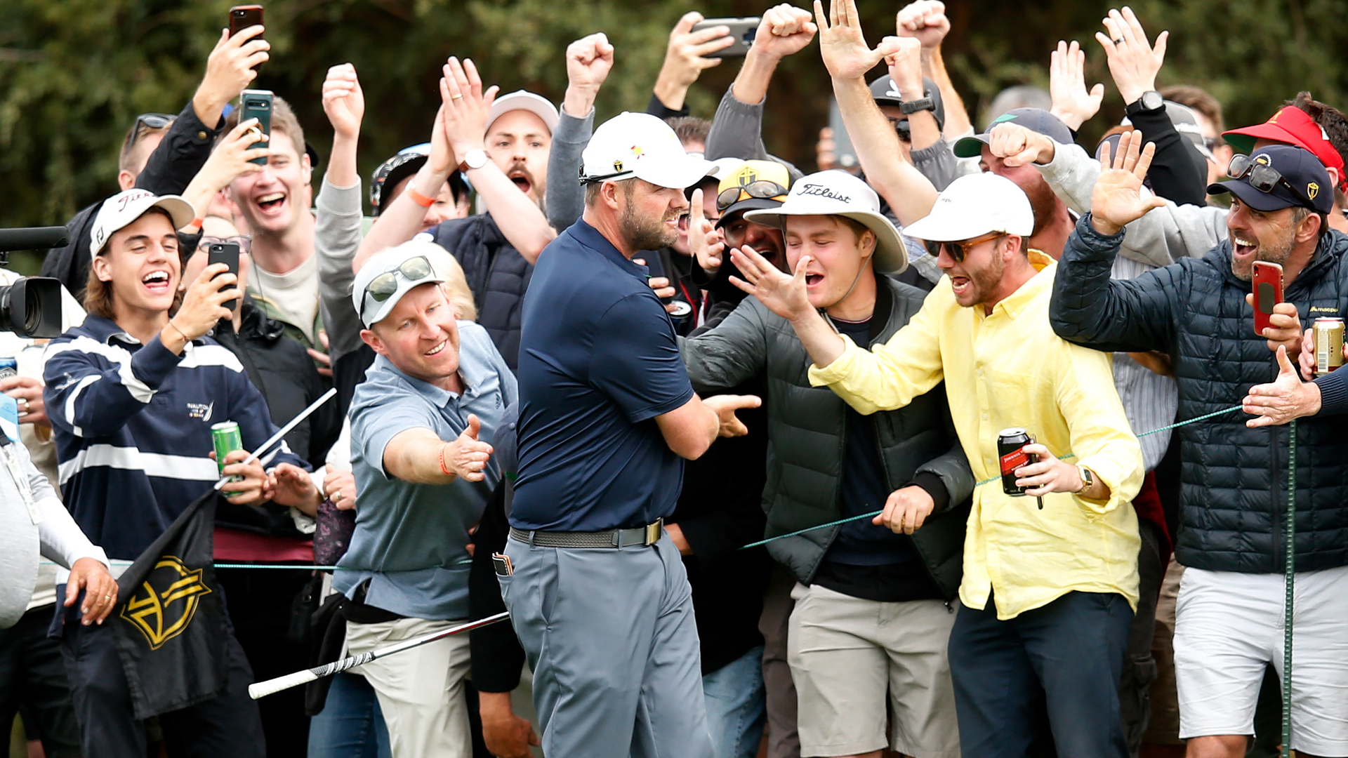 Presidents Cup 2019: Leishman and Ancer's incredible comeback against Thomas, Fowler