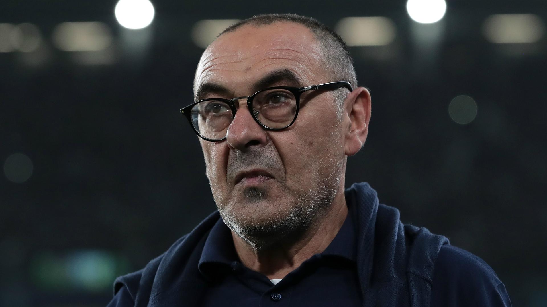 Juventus need to fix Champions League hangovers, says Sarri