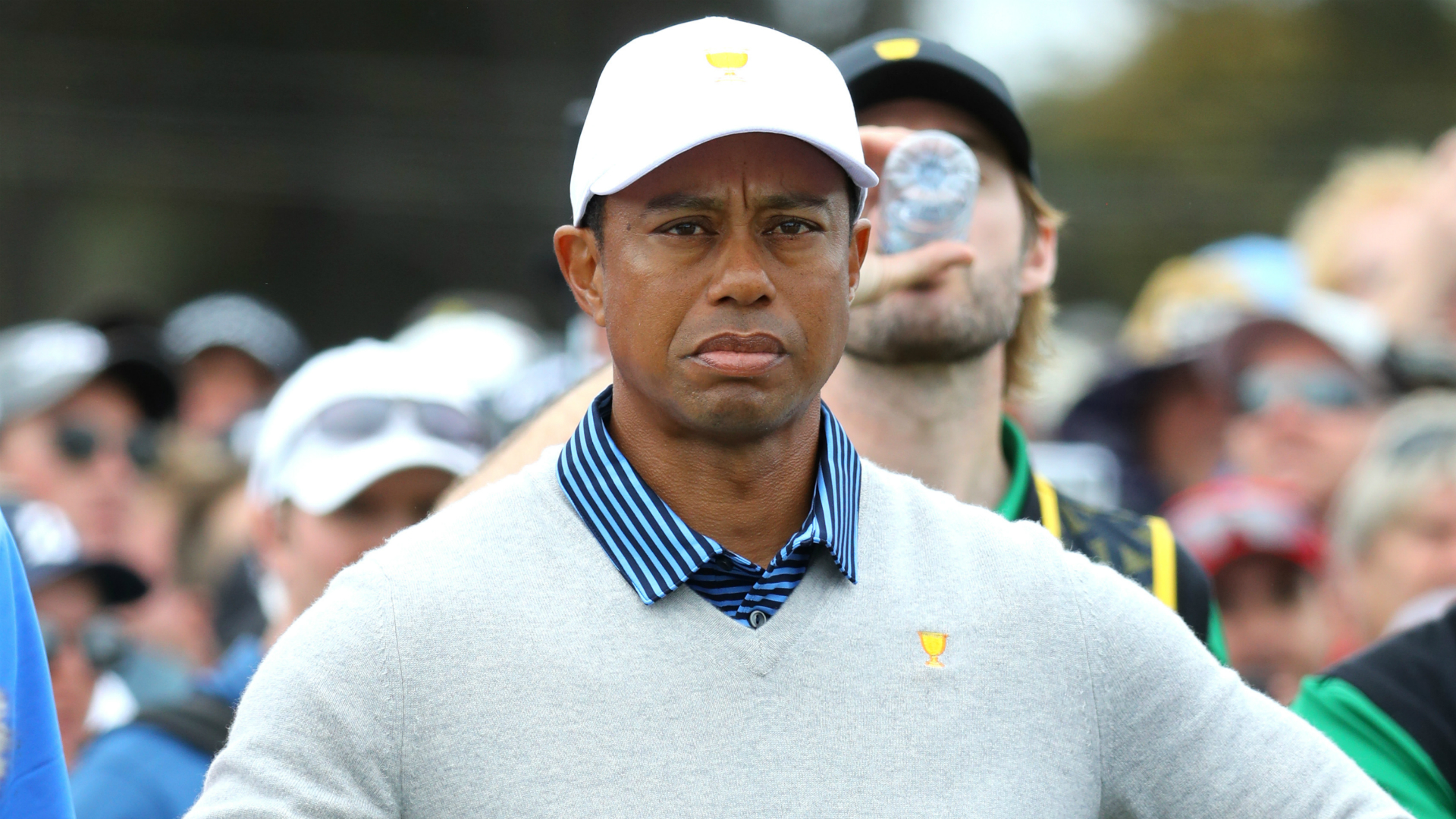 Presidents Cup 2019: Tiger won't play foursomes despite USA struggles