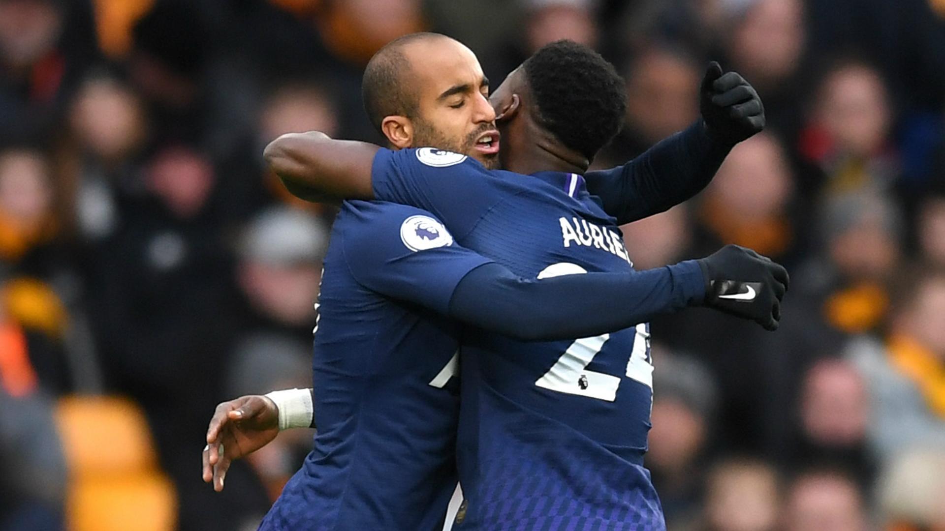 Wolves 1-2 Tottenham: Late Vertonghen header sees Mourinho's men march on