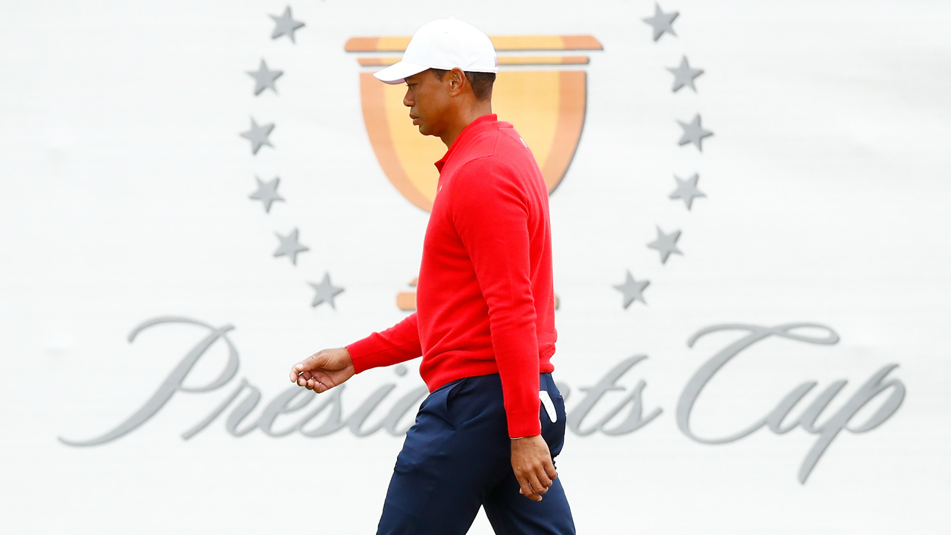 Presidents Cup 2019: Tiger Woods breaks record