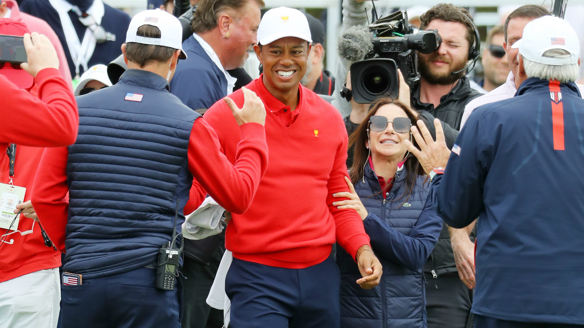 BREAKING NEWS: USA complete incredible comeback to win Presidents Cup