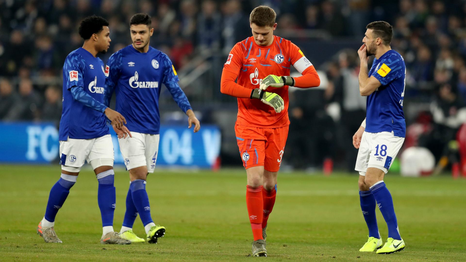 Nubel meant no harm with horror challenge on Gacinovic, insists Schalke boss Wagner
