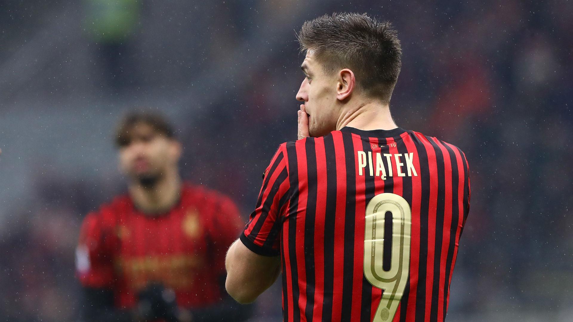 Milan need too many chances to score, says Pioli
